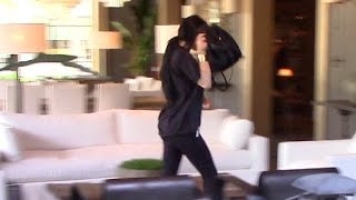 Kylie Jenner Meets Up With Mom For Shopping Spree Amid Family Drama