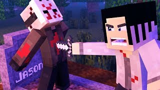 Minecraft Friday The 13th - JASON IS FINALLY KILLED! Finale | Minecraft Scary Roleplay