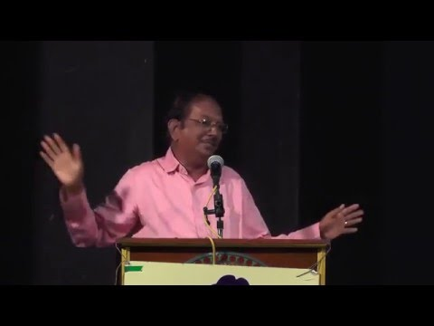 Hilarious Speech by Pulavar Ramalingam l Humour Club | Feb 2016