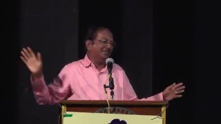 Hilarious Speech by Pulavar Ramalingam l Humour Club | Feb 2016