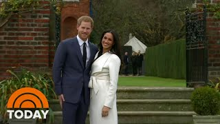 Meghan Markle And Prince Harry's Courtship Is Focus Of New Book | TODAY
