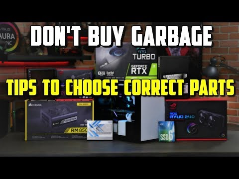 How To Choose Perfect Parts For Your Next PC Build [ HINDI ]