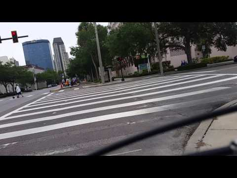 Bike Ride from Gulfport to St Petersburg Florida (2of3)