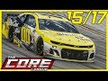 The CORE League | Race 15 of 17 at Iowa | NASCAR Heat 4 Video Game