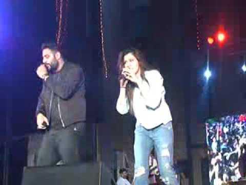 Badshah & Aastha Gill Live @ I.T.S