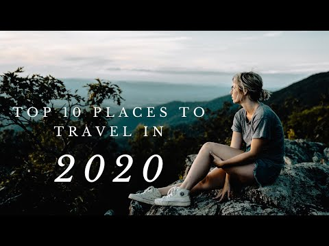 TOP 10 BEAUTIFUL Destinations   Where To Travel in 2020