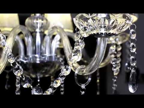 Kristall Kronleuchter Putzen ~ Vingo flammig kristall kronleuchter youtube