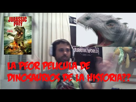 Download Jurassic Prey - La Peor Pelicula De Dinosaurios De La Historia
