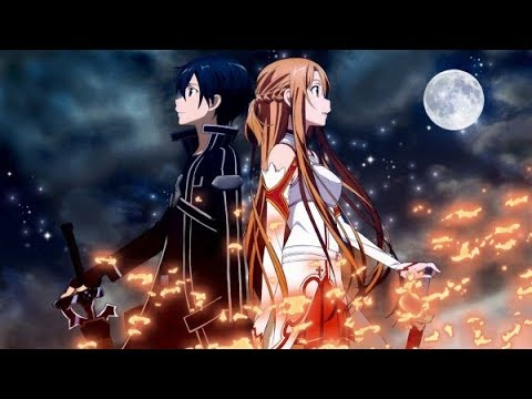 Top 10 Virtual MMORPG Anime Like Sword Art Online [Re-upload]