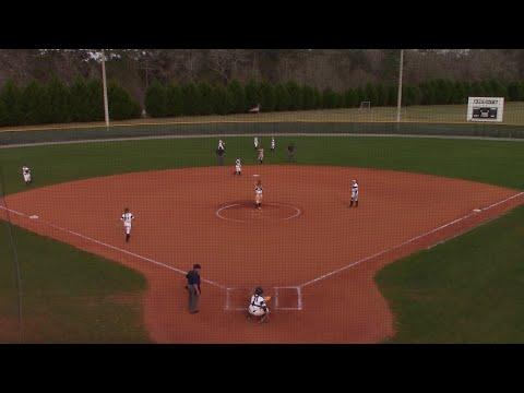 SSAC Softball: Brewton-Parker @ Middle Georgia College 3/9/2021 Part 2