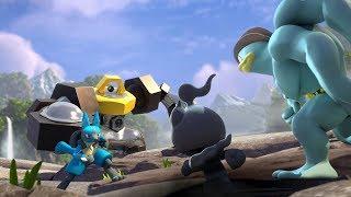 UK: More mighty TAG TEAM Pokémon-GX await you!