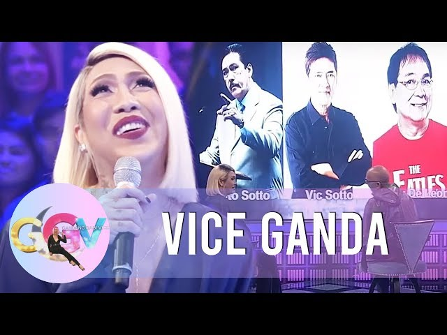 GGV: Vice Ganda asks Tito, Vic & Joey a question