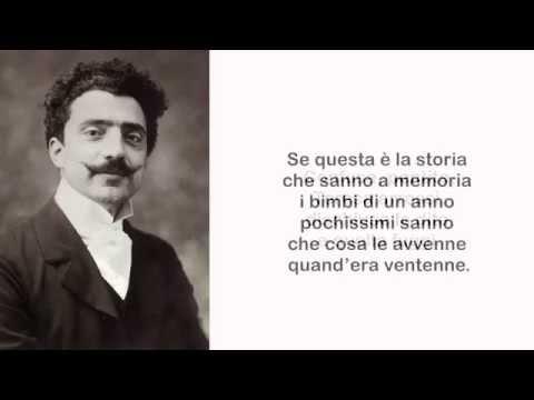 """""""La vispa Teresa"""" di Trilussa, letta da Paolo Rossini"""