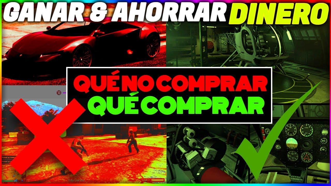 COMO GANAR DINERO ESTA SEMANA GTA5 Online|QUE COMPRAR & NO COMPRAR| GUIA SEMANAL GTA5 Online | CJPM