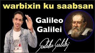 Warbixin Ku Saabsan Galileo Galilei