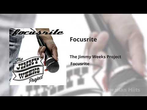 The Jimmy Weeks Project - Focusrite 🌴🌊