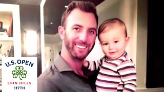 Dustin Johnson: Best Father