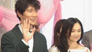 『夫婦フーフー日記』公開記念イベントが2015年5月5日行われた。