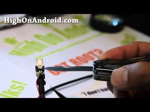 How to Make Motorola Factory Cable to Unbrick Your Android!