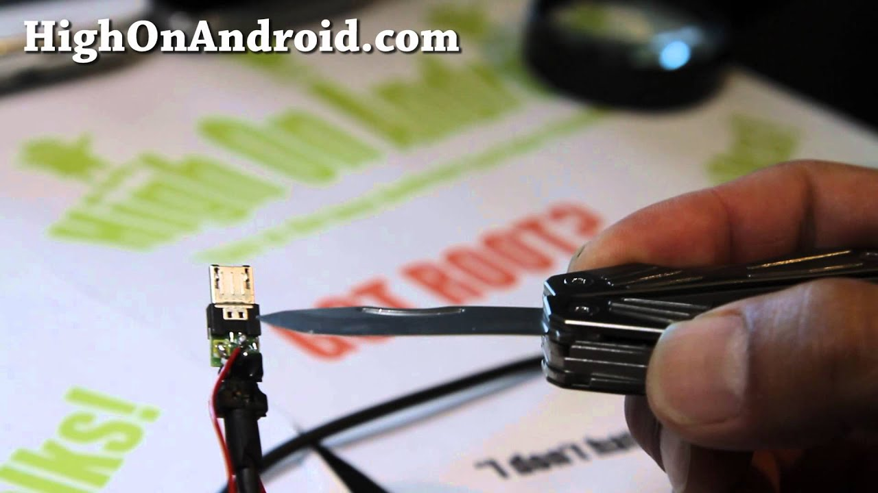 How To Make Motorola Factory Cable Unbrick Your Android Youtube Usb Wire Color Diagram
