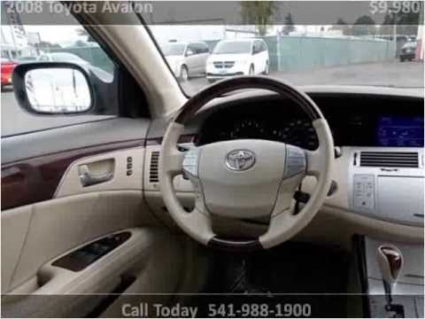 2008 Toyota Avalon Used Cars Eugene OR