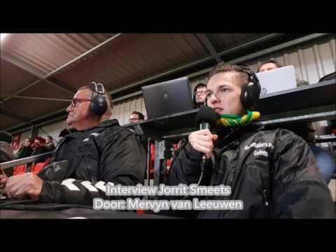 Interview Jorrit Smeets na Almere - Fortuna