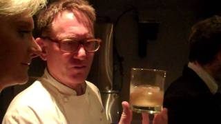 The Tar Pit With Chef Mark Peel -- Sophie Gayot Of Gayot.com