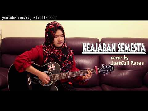 Download Lagu Justcall Rosse - Keajaiban Semesta (Cover)