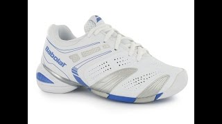 Обзор Кроссовки для тенниса Babolat V Pro All Court Ladies Tennis Shoes