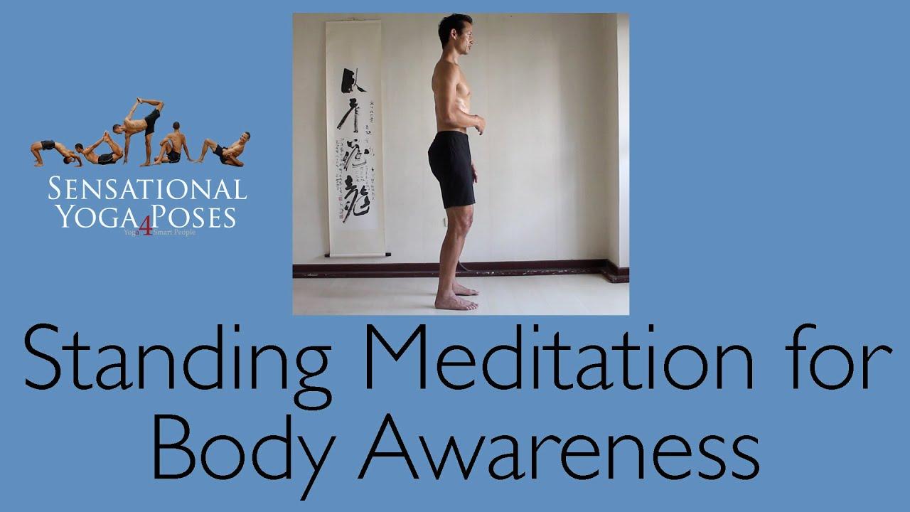 Standing meditation youtube buddhist