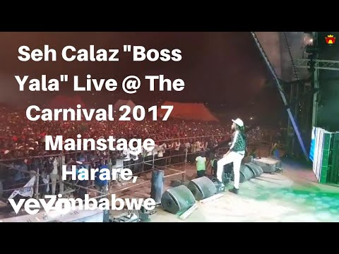 Seh Calaz - Seh Calaz Live @ The Carnival 2017