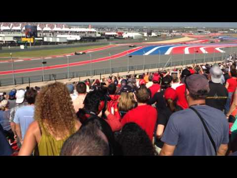 Good USGP General Admission viewing locations