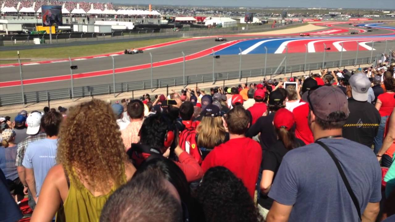 Good Usgp General Admission Viewing Locations Youtube