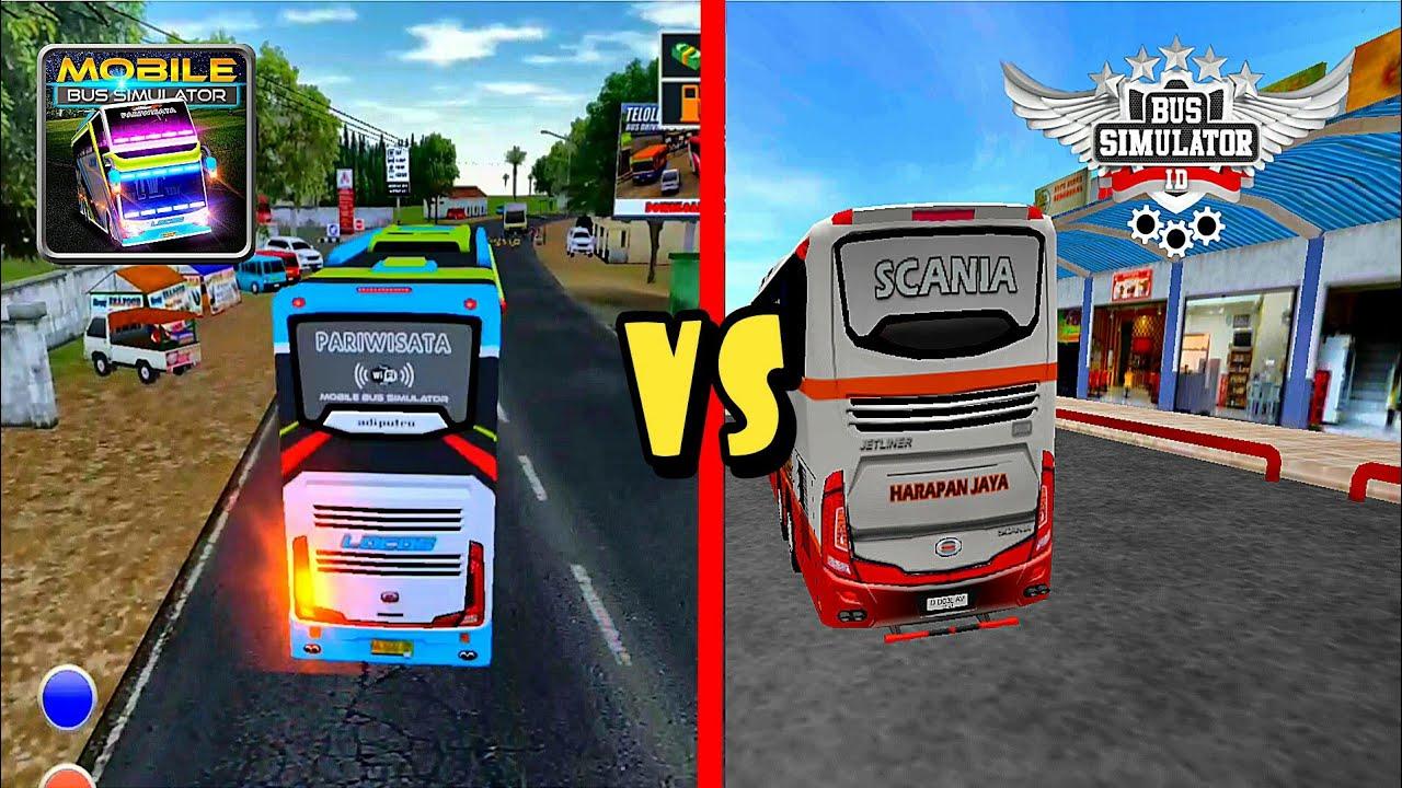 Bus Simulator Indonesia Mod Apk By Fluke Gamer
