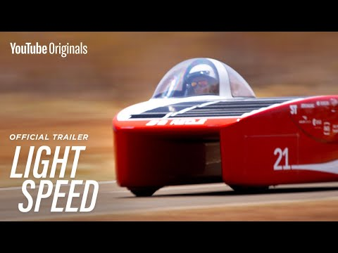 Racing With The Sun   Light Speed Trailer