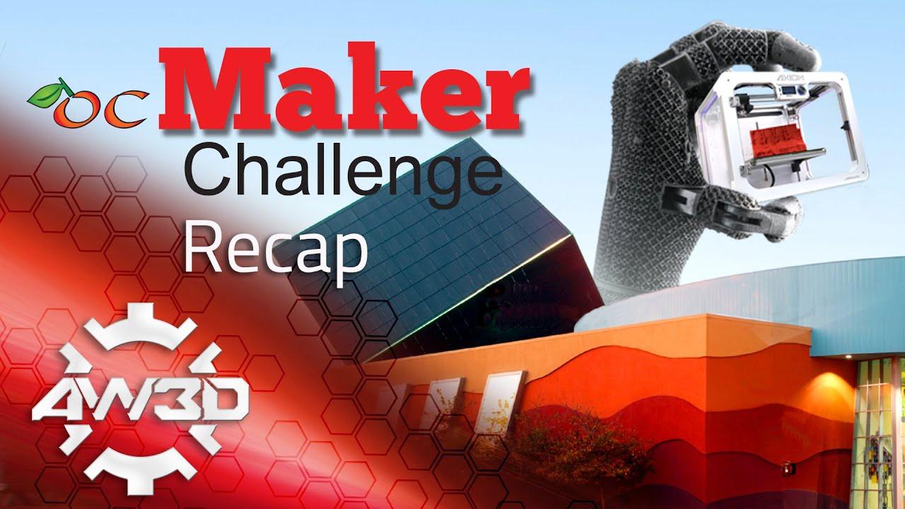 OC Maker Challenge 2016