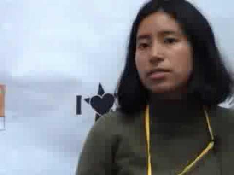 entrevista con Ermelinda Perez Perez estudiante de...