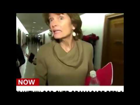 Murkowski nearly assaults reporter over her Obamacare support