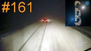 Sascha auf LKW-Tour #161 (Von plötzlichem Schneegestöber und der iTracker mini0806)
