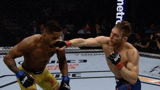 Top 5 Finishes from UFC Newark Fighters
