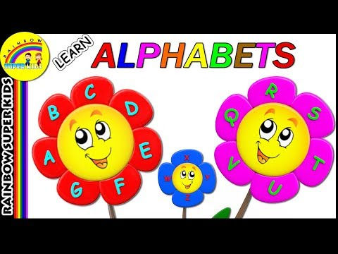 Alphabet Song - Phonic Song for Children