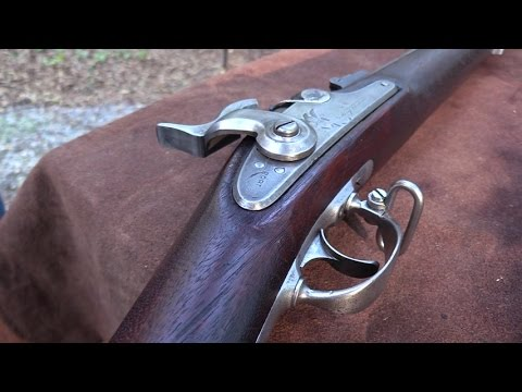 Shooting the Civil War Springfield 1863, Part II