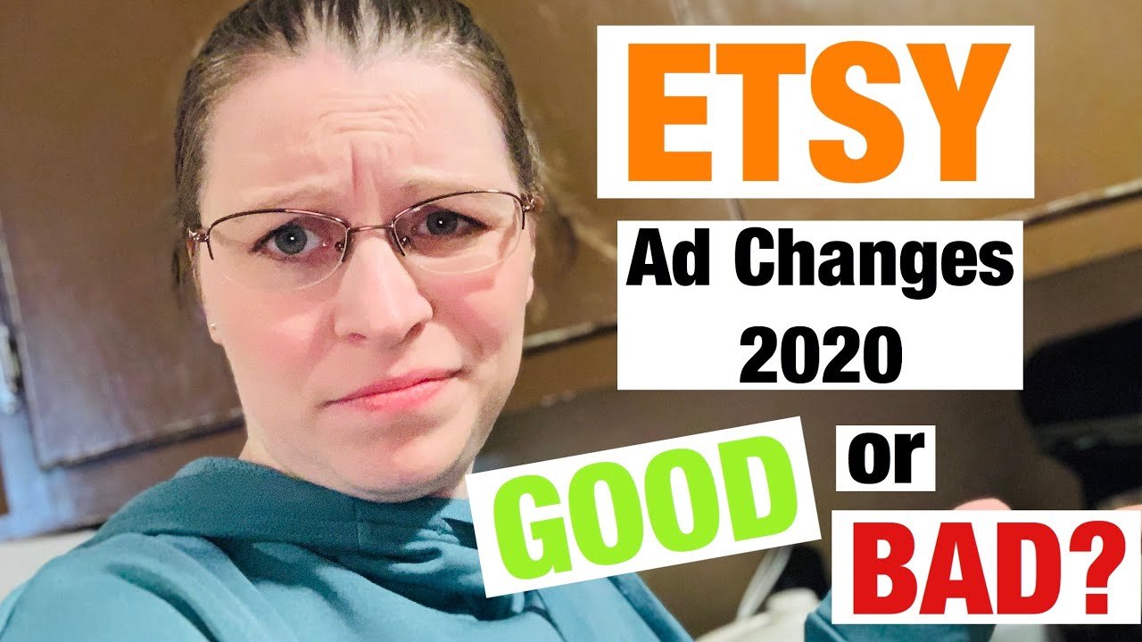 ETSY'S NEW ADVERTISING 2020 Off Site Ads Etsy Ads Required March