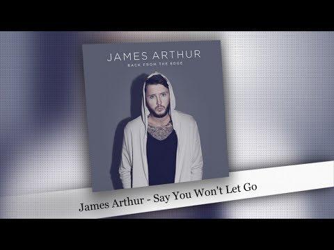 Cante Com James Arthur - Say You Won't Let Go - Karaoke