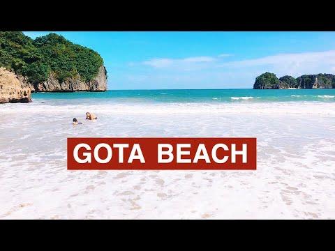 A day @ gota beach, caramoan, camarines sur