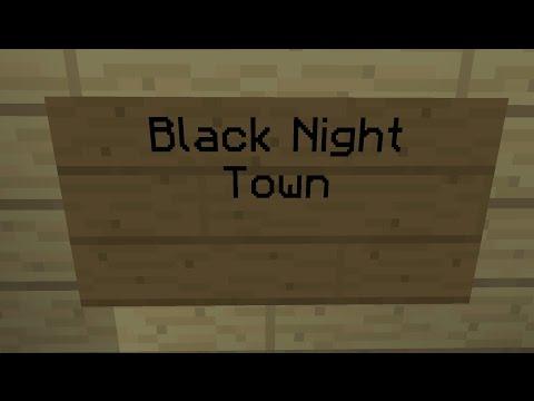 Naruto Noteblock Song - Black Night Town
