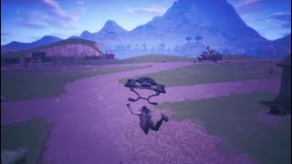GLITCH FORTNITE - BACK TO THE ILE OF DEPART