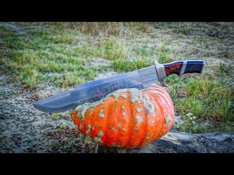 Making Predator Knife Part 1
