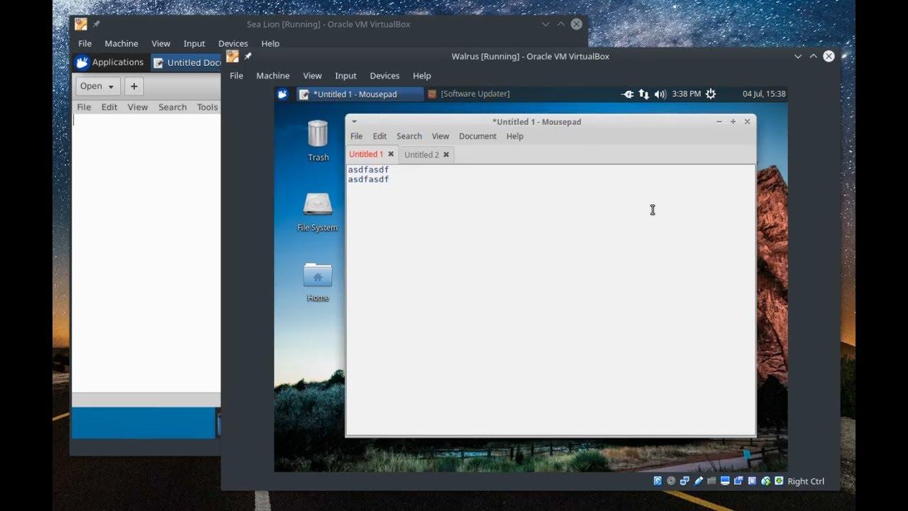 Ubuntu Server GUI   XFCE