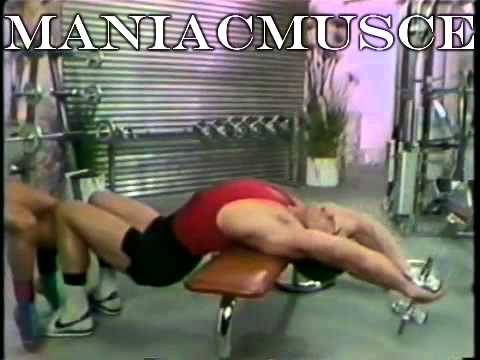 Chest Training From Arnold Schwarzenegger - YouTube